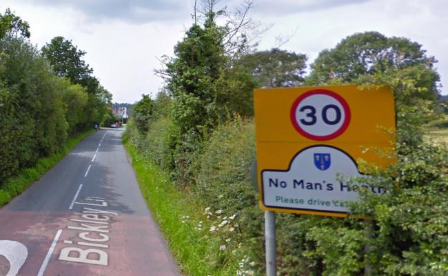 No Man's Heath Speed Limits