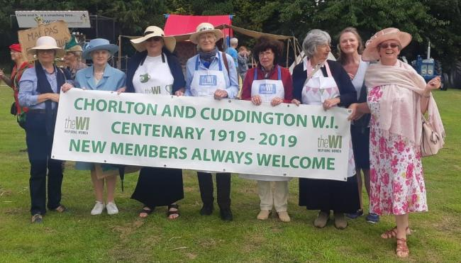Cuddington WI