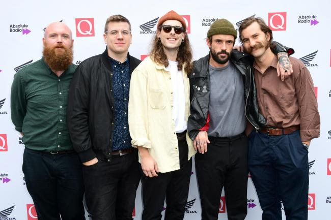 The band Idles