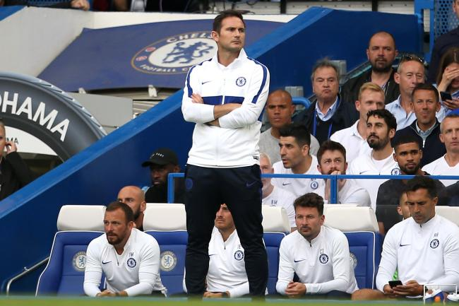 Frank Lampard is confident the goals will come for Chelsea