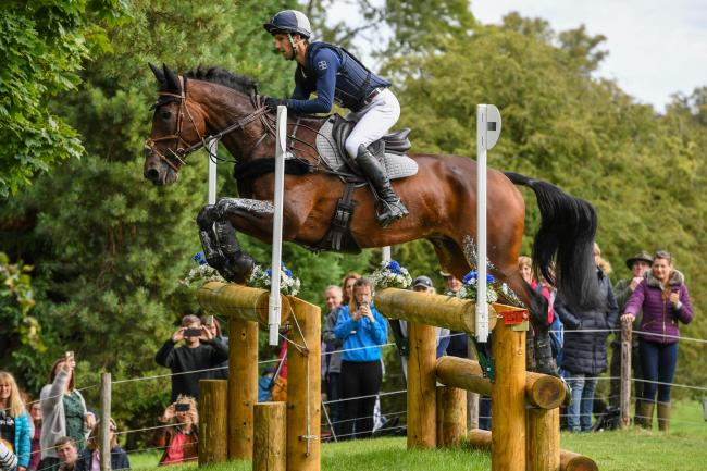 Top result for Whitchurch-based five-star horse trials