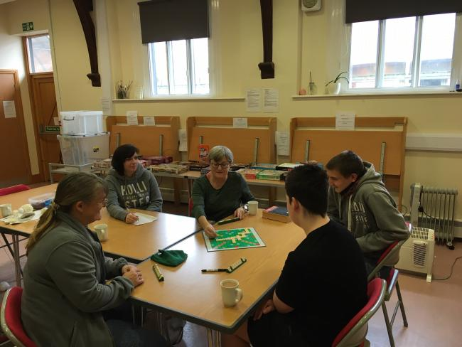 Autism-friendly games at the Beechtree Centre