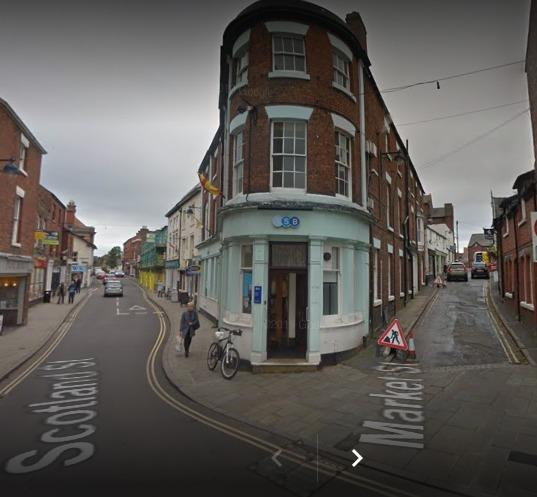 TSB in Ellesmere. Picture from Google Maps