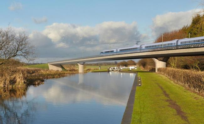 The Trust has launched a report into HS2