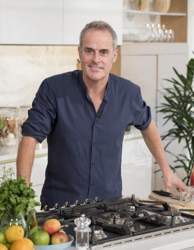 Phil Vickery will be at Shrewsbury Flower Show
