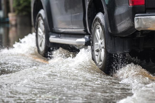 Make sure you don't get caught out driving in the rain (Photo: Getty)