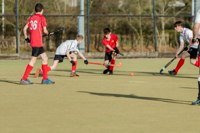 Whitchurch Men's seconds in previous action. Picture by Louis Tinsley