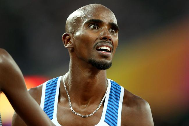 Mo Farah believes athletes have to look forward and prepare for next year