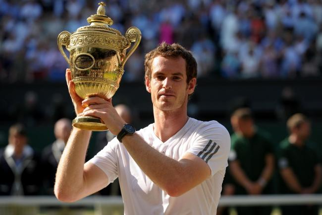 Andy Murray won the 2013 Wimbledon title - but where did he claim his first Grand Slam victory?
