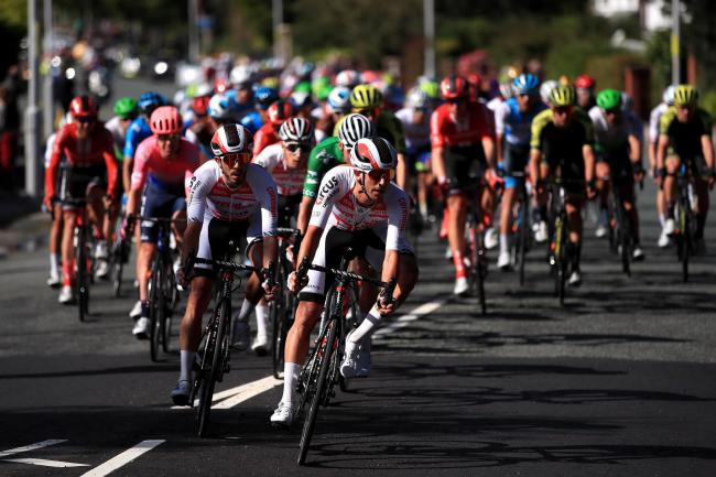 More events on the cycling calendar were affected by the coronavirus pandemic
