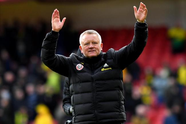 Chris Wilder expects players and managers to agree to a pay cut during the coronavirus crisis