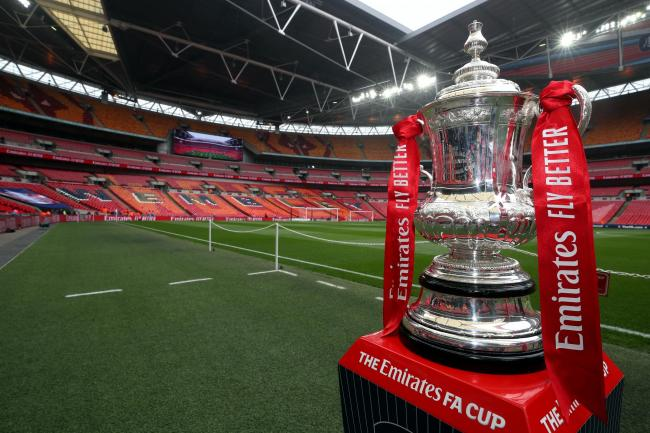 The FA Cup is coming back next month