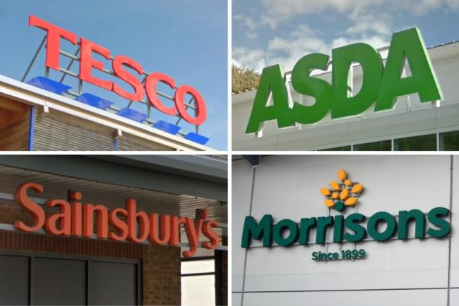 Tesco, Asda, Sainsbury's and Aldi reveal Christmas 2020 delivery slots. Picture: Newsquest