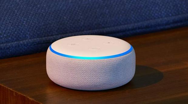 Whitchurch Herald: An Amazon account is required to set up your Echo Dot (third-generation) speaker. Credit: Amazon