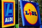 Lidl beat Aldi to be named cheapest UK supermarket. (PA)
