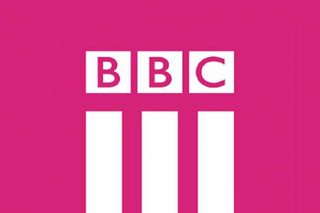 New BBC Three logo
