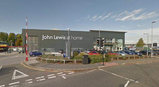 John Lewis will not be reopening. Picture: Google.