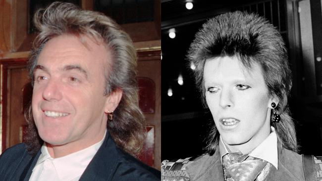Is Tony Blair a trendsetter? Why the mullet is making a comeback