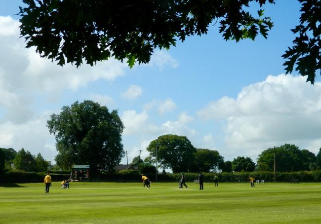 Whitchurch will host Shropshire's warm-up against a Lancashire XI on Sunday.