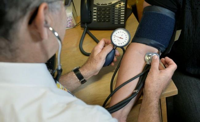 Data has shown there has been a spike in GP appointments.