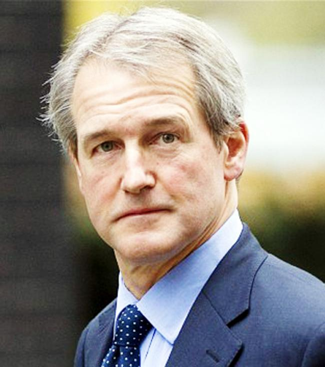 Suicide prevention charity launched by Owen Paterson in wife's memory