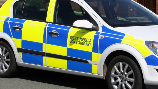 Man arrested after stabbing in Shropshire