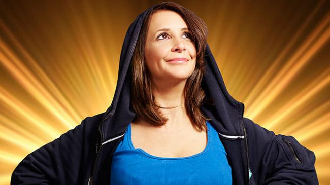 Lucy Porter is coming to Shrewsbury