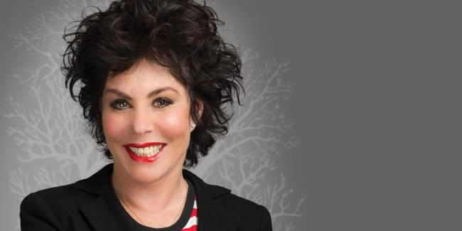 Ruby Wax is coming to Crewe Lyceum