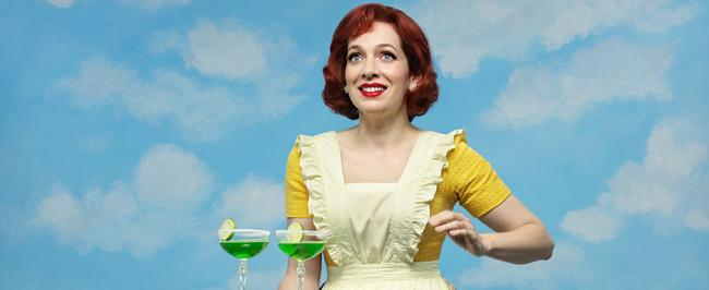Katherine Parkinson is coming to Mold