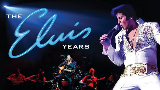The Elvis years will be at Shrewsbury
