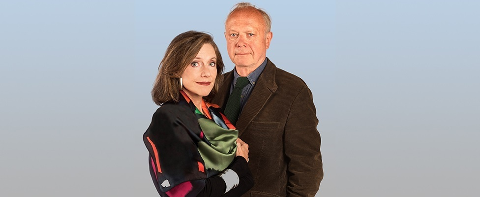 Belinda Lang and Jonathan Coy in Duet for One at Mold