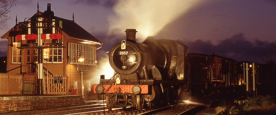 The Golden Age of Steam will be at Crewe