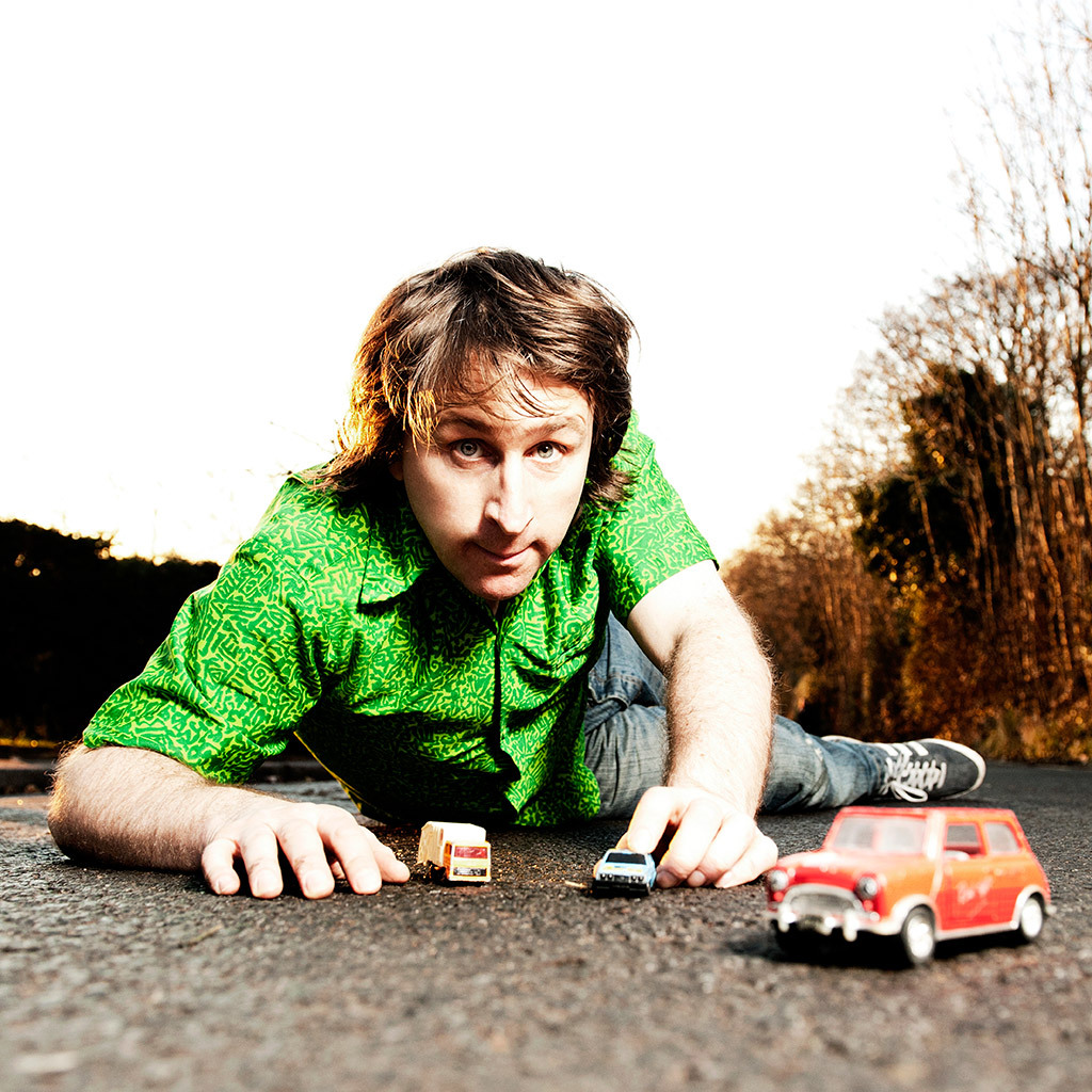Milton Jones is coming to Whitchurch