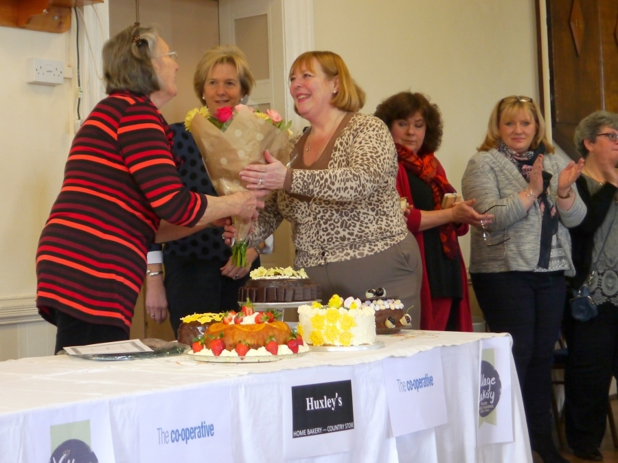 The Great Malpas Bake Off is back