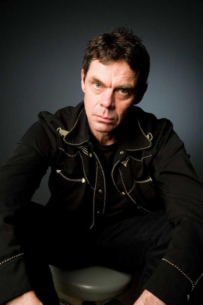 Rich Hall is coming to Whitchurch