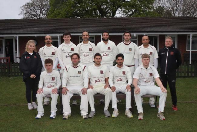 The Whitchurch first XI for 2019. Picture by Ian Stading