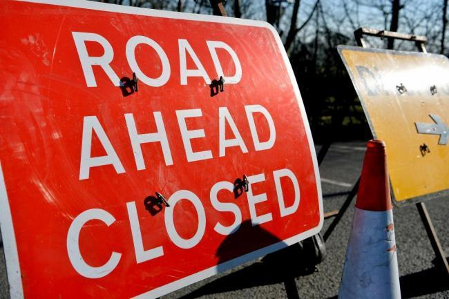 CLOSED: Urgent road closure of Barrow road for two weeks