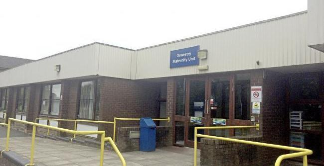 Oswestry Maternity Unit
