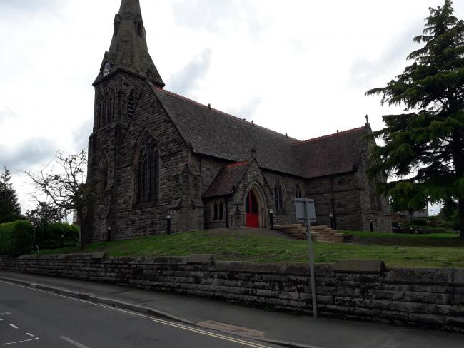 St. John's Methodist Church